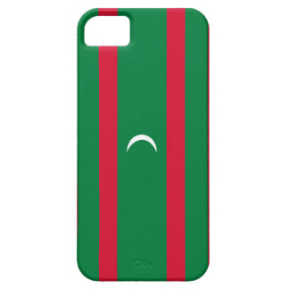 maldives country flag nation symbol iPhone 5 case