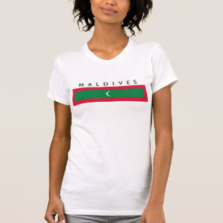 maldives country flag nation symbol T-Shirt