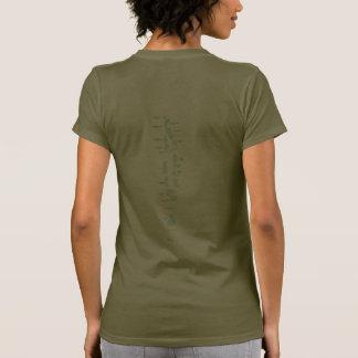 Maldives Flag and Map dk T-Shirt Tee Shirts