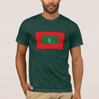 Maldives Flag T-shirts and Gifts