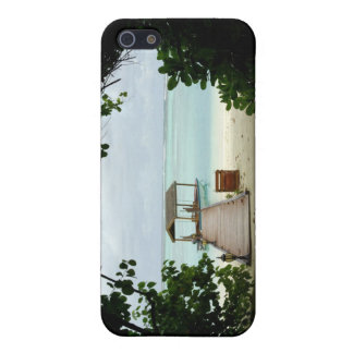 Maldives Island Boat Case For iPhone 5/5S