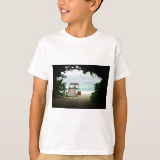 Maldives Island Boat T-Shirt