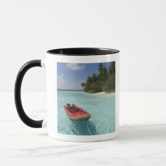 Maldives, Male Atoll, Kuda Bandos Island Mug