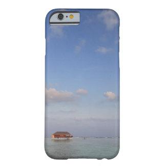Maldives, Meemu Atoll, Medhufushi Island, luxury Barely There iPhone 6 Case
