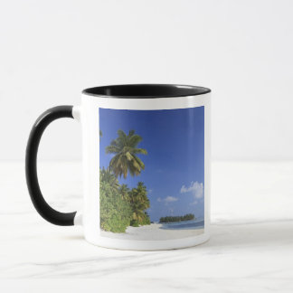 Maldives, Meemu Atoll, Medhufushi Island Mug