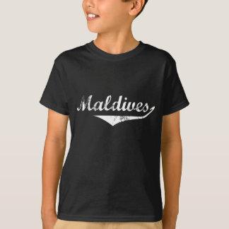 Maldives Revolution Style T-Shirt