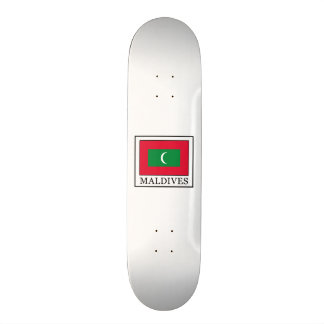 Maldives Skateboard Deck