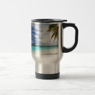 Maldivian escape mug