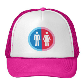 Male and Female Trucker Hats