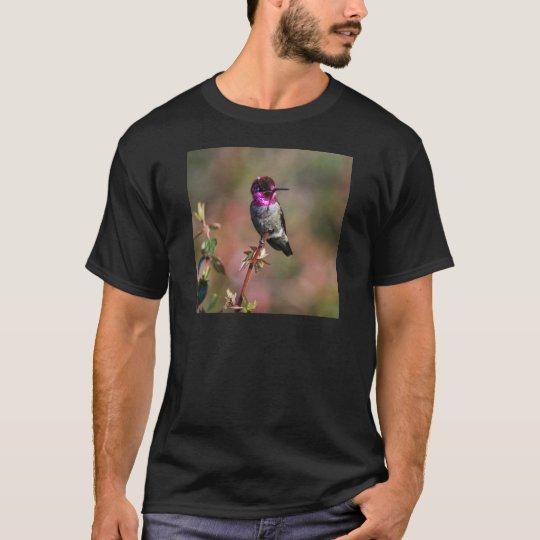 Male Anna's Hummingbird T-Shirt