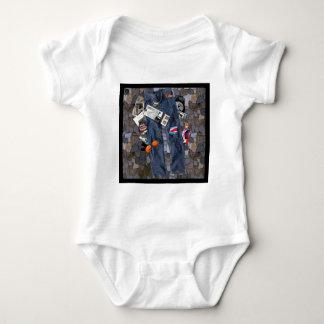 Male Baby Bodysuit