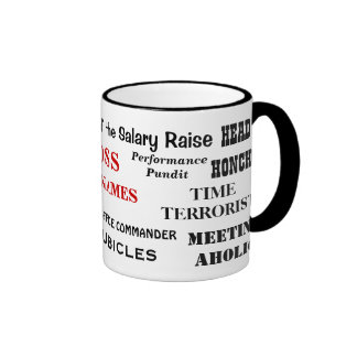Male Boss Nicknames Funny Insults and Job Titles Coffee Mug