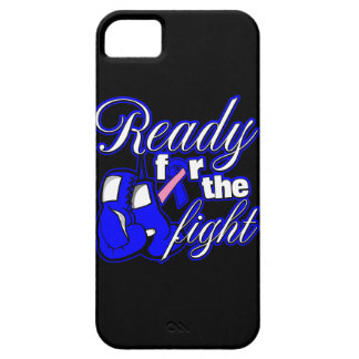 Male Breast Cancer Gloves Ready For The Fight iPhone 5 Covers