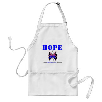 Male Breast Cancer HOPE Aprons