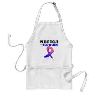 Male Breast Cancer In The Fight For a Cure Aprons