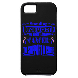 Male Breast Cancer Standing United iPhone 5 Cases