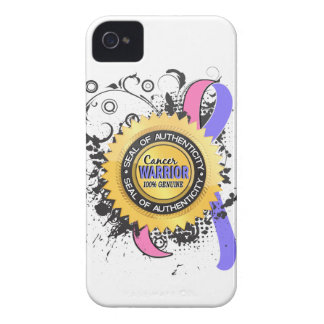 Male Breast Cancer Warrior 23 iPhone 4 Cover