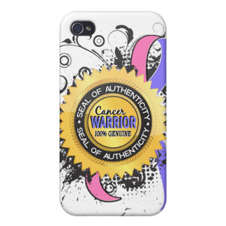 Male Breast Cancer Warrior 23 Cover For iPhone 4