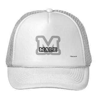Male Mesh Hat