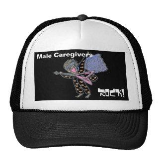 Male Caregivers Rock Hat