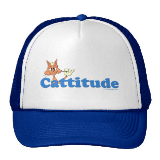 Male Cattitude Cap