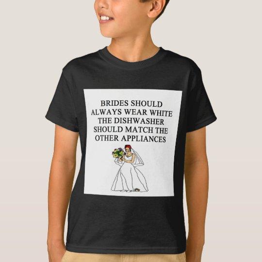 male chauvinist pig joke T-Shirt