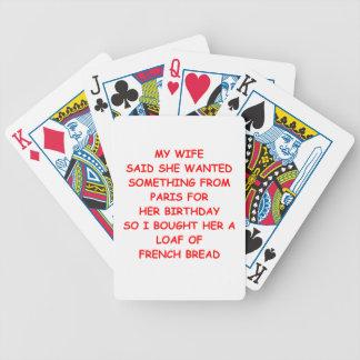 male chauvinist pig card decks