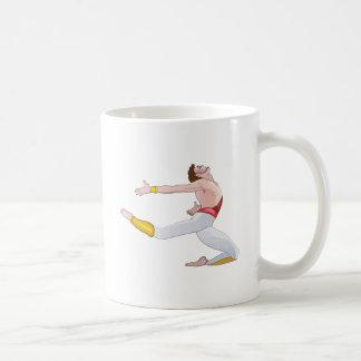 Male Dancer Mug