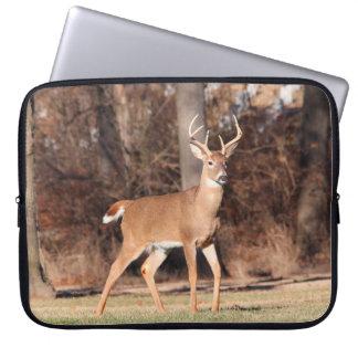 Male Deer Laptop Sleeves