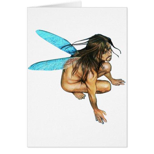 male faerie card