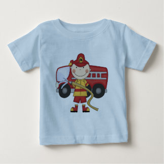 Male Firefighter T-shirts and Gifts