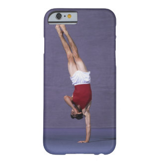 Male gymnast performing on the floor exercise 2 barely there iPhone 6 case