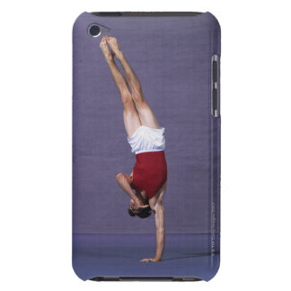 Male gymnast performing on the floor exercise 2 iPod touch cases