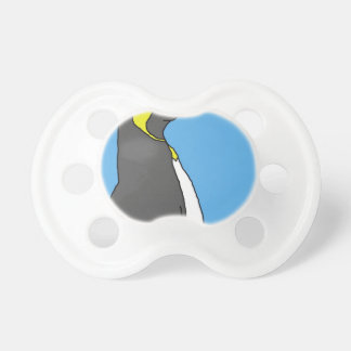 Male King Penguin Pacifiers