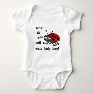 Male Lady Bug Shirts