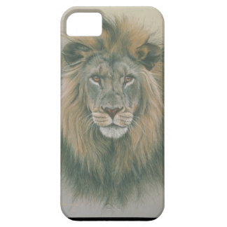 Male Lion With Beautiful Mane iPhone 5 Cover