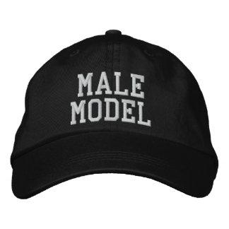 Male Model Baseball Hat