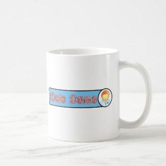 Male Nurse 2 Basic White Mug