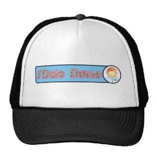 Male Nurse 2 Mesh Hats