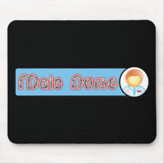 Male Nurse 2 Mouse Pad
