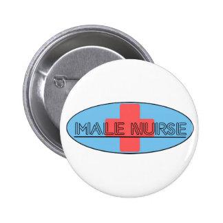 Male Nurse Pin