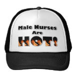 Male Nurses are Hot Cap