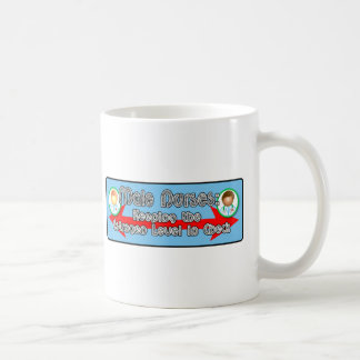 Male Nurses: Classic White Coffee Mug