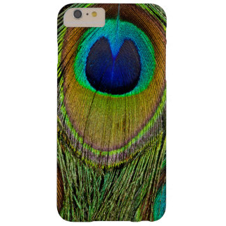 Male peacock tail feathers barely there iPhone 6 plus case
