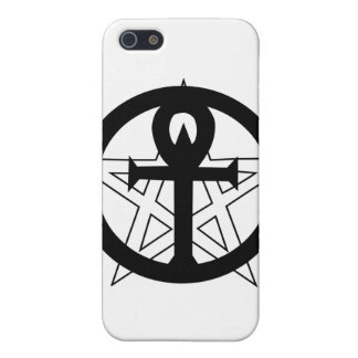 male pentagram iPhone 5 case