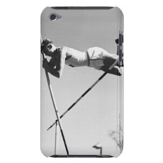 Male Pole Vaulter Barely There iPod Covers