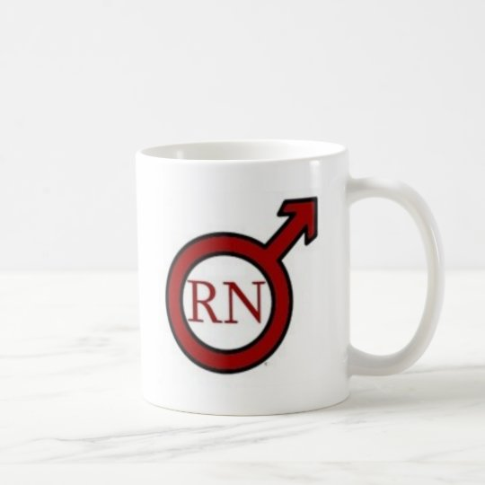 Male RN Coffee Mug
