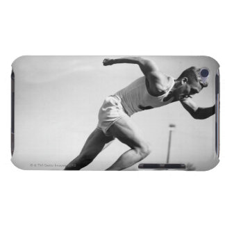 Male Runner Barely There iPod Cases