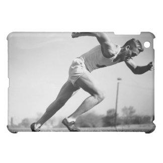 Male Runner iPad Mini Covers