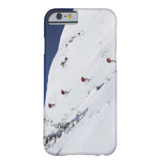 Male Skier Barely There iPhone 6 Case